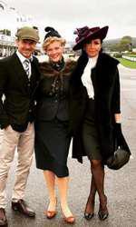 Mihaela, Felix și Janet, Ducesa de Richmond și Gordon