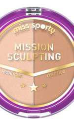 Pudra de contouring, Miss Sporty, Mission Sculpting, 15,3 lei
