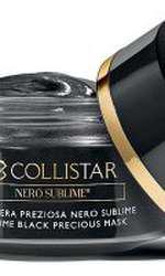Mască Collistar NeroSublime pentru luminozitate, detoxifiere, reparare, 203 lei