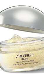Mască de noapte Shiseido Ibuki pentru regenerarea pielii, 212 lei