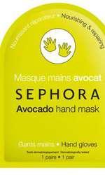 Mască de mâini Sephora, tip mănușă, 18 lei (disponibilă în Sephora)