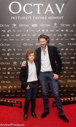 Andrei Aradits și fiul