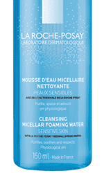 Spumă de apă micelară pentru curățare, ten sensibil, La Roche-Posay, 60,84 lei
