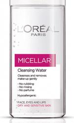 Apă micelară pentru tenul uscat și sensibil, L'Oréal Paris, 22,96 lei
