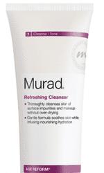Demachiant, Murad, gama Age Reform, Refreshing Cleanser, 221 lei