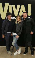 Camelia Negrea, Marius Baragan si Adrian Perjovschi
