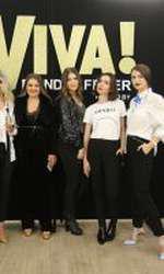 Echipa Viva - Oana Enache, Oana Popoiag, Luana Danet, Alexandra Popescu, Adina Vilcea, Cristina Pirvu