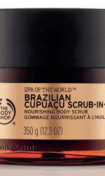 Scrub corp, The Body Shop, Brazilian Cupuaçu Scrub-In-Oil, 109 lei