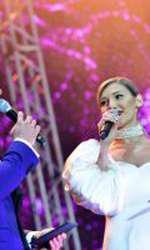 Dorian Popa si Alina Eremia