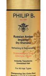Șampon uscat pentru volum Philip B. Russian Amber Imperial, 229 lei, exclusiv la Elysée