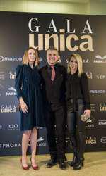 Cristina Ungureanu (Geometry Global), Claudiu Șerban și Oana Popoiag (VIVA!)