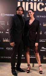 Denis Stefan și soția lui, Cristina