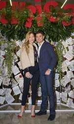 Laura Dincă și Cristian Boureanu