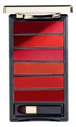 Paletă pentru buze Color Riche La Palette Lips Red, L'Oréal Paris, 81 lei