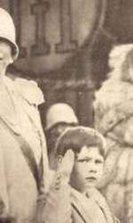 Regele Mihai, la ceremoniile de 10 mai 1928