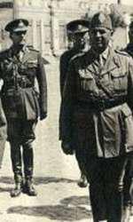 Regele Mihai si Ion Antonescu, în 1944
