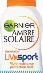 Spray Ambre Solaire UV Sport, SPF 30, Garnier, 42,41 lei