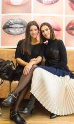 Ada Condeescu și Andreea Berecleanu