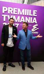 Smiley și Pavel Bartoș