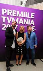 Smiley, Andreea Esca și Pavel Bartoș