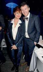 Susan Sarandon si Jonathan Bricklin