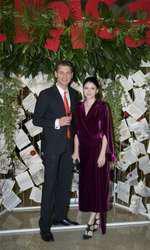 Valentin Butnaru și Anca Lungu