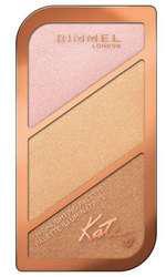 Paletă iluminatoare, Rimmel London, 004 Highlighting Palette, 42,25 lei