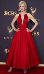 Nicole Kidman - outfit Calvin Klein, Emmy Awards