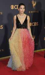 Zoe Kravitz - outfit Dior, Emmy Awards