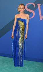 Diane Kruger - outfit Monse, CFDA Fashion Awards