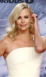 9. Charlize Theron