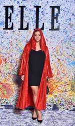 Ada Condeescu la Elle Style Awards