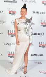 Amy la Elle Style Awards