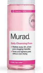 Spumă pentru curățarea tenului Murad, 144 lei (disponibilă Sephora)