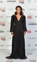 Malvina-Cservenschi la Elle Style Awards