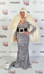 Raluca Badulescu la Elle Style Awards