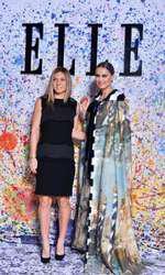 Simona Halep şi Roxana Voloşeniuc la Elle Style Awards 2017 3