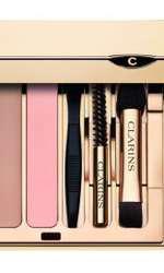 Kit pentru sprâncene, Clarins, Eye Brow Kit Pro, 179 lei