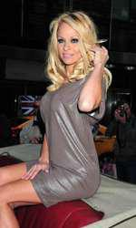 Pamela Anderson (anii