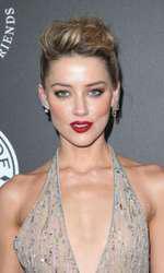 Amber Heard (31 ani)