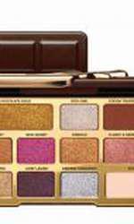 Paletă de farduri, Too Faced, Chocolate Gold Palette, 233 lei, exclusiv în Sephora
