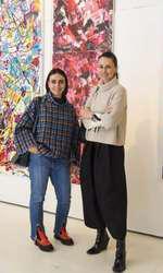 Domnica Mărgescu și Roxana Voloșeniuc