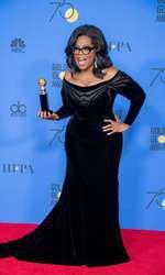 Oprah a primit Premiul Cecil B. DeMille.