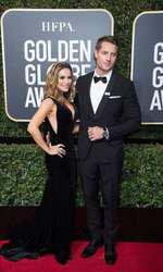 Justin Hartley si Chrishell Stause