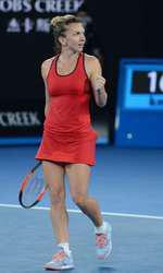 Simona Halep a pierdut finala Australian Open, jucată împotriva luiCaroline Wozniacki