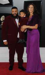 DJ Khaled, Nicole Tuck și fiul lor Asahd Tuck Khaled