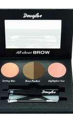 Kit sprâncene, Douglas, All About Brow, 69 lei