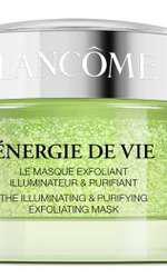 Mască exfoliantă purifiantă și iluminatoare, Lancôme, Énergie de Vie, 305 lei