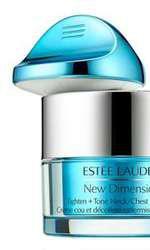 Cremă pentru gât și decolteu, Estee Lauder, New Dimension Tighten + Tone Neck Treatment, 473 lei