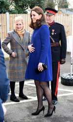 Kate Middleton în Norvegia